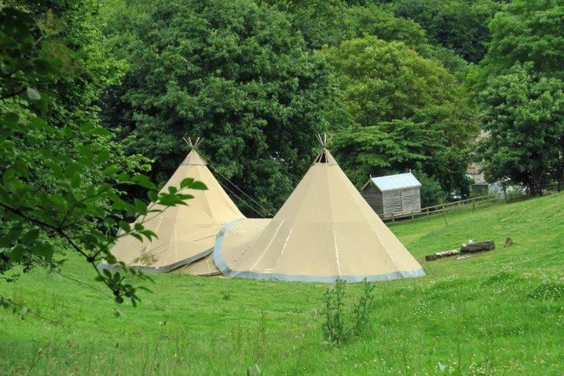 Past the Yurt Camp