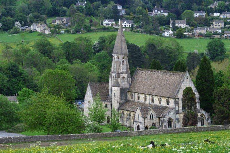 Woodchester RC Church