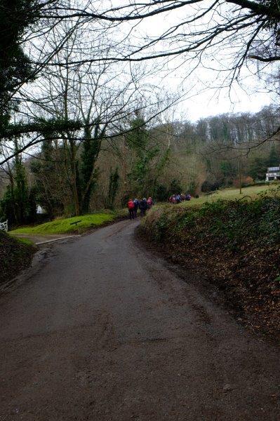 On uphill