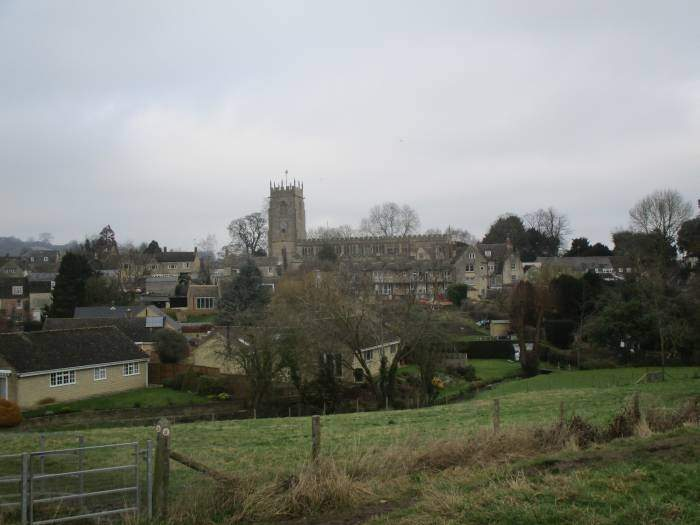 And back to Winchcombe