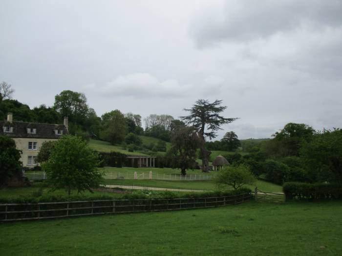 Past Damsells Farm