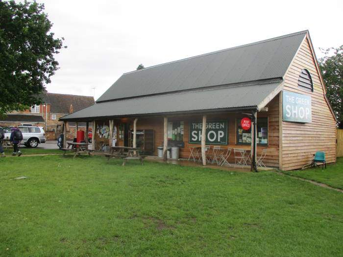 And the village shop
