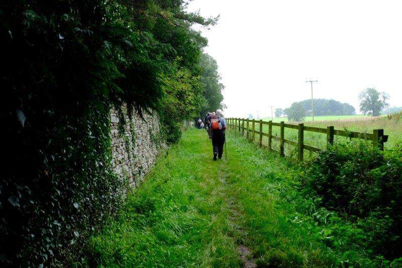 As we leave Miserden