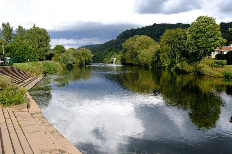 A last look at the Wye