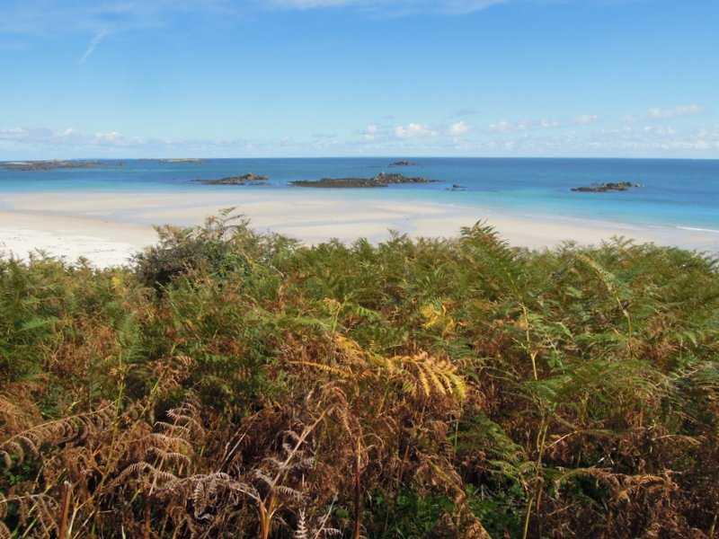 We reach Sand Bay