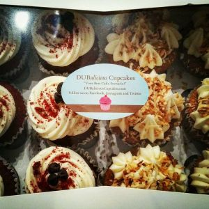 DUBalicious Cupcakes Delivers Double The Deliciousness