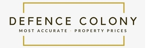 defence colony property prices