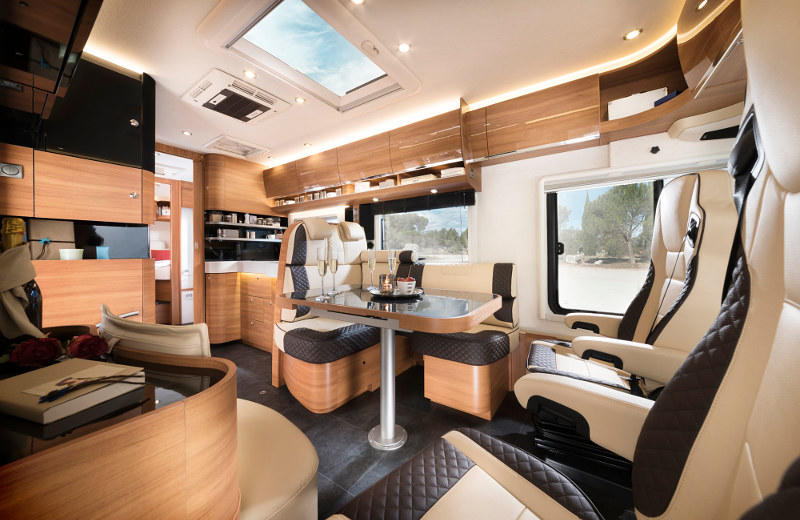 Southdowns New Motorhomes 2017 Concorde Edition 35