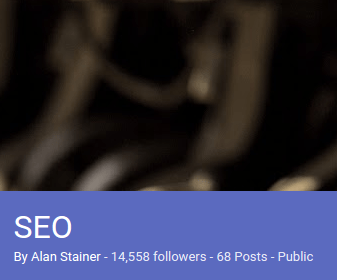 SEO collection followers