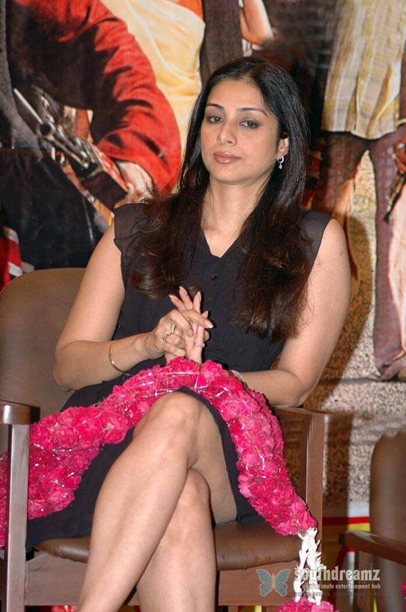 Tabu - a Bit worried about her short skirt