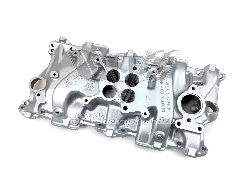 Chevy V8 283 327 4bbl Intake Manifold