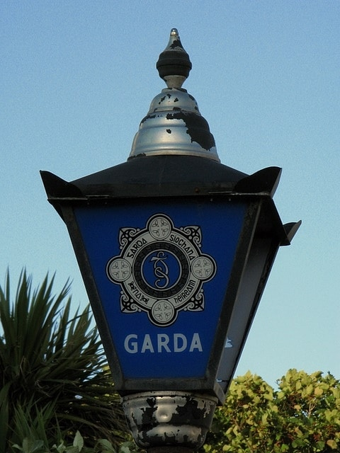 gardai, Wexford Bridge Traffic Lights