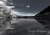 Warm January Day on Crowsnest Lake