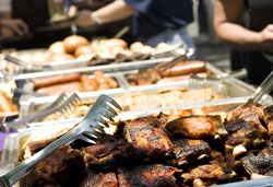 office party catering Southeast Texas, industrial catering SETX