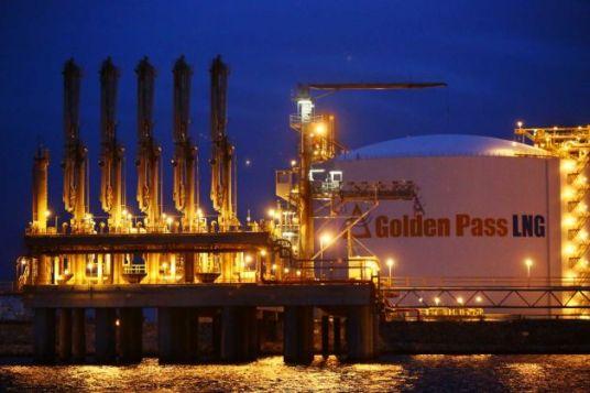 Golden Pass LNG Port Arthur Industrial Construction News