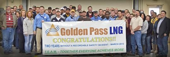 Golden Pass LNG Port Arthur Industrial News