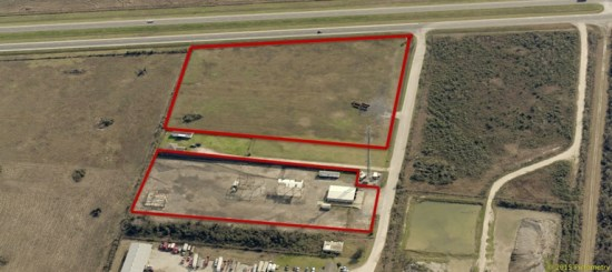 industrial real estate listing Southeast Texas