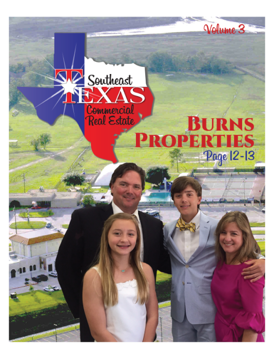 Southeast Texas Commercial Real Estate Magazine Issue 3