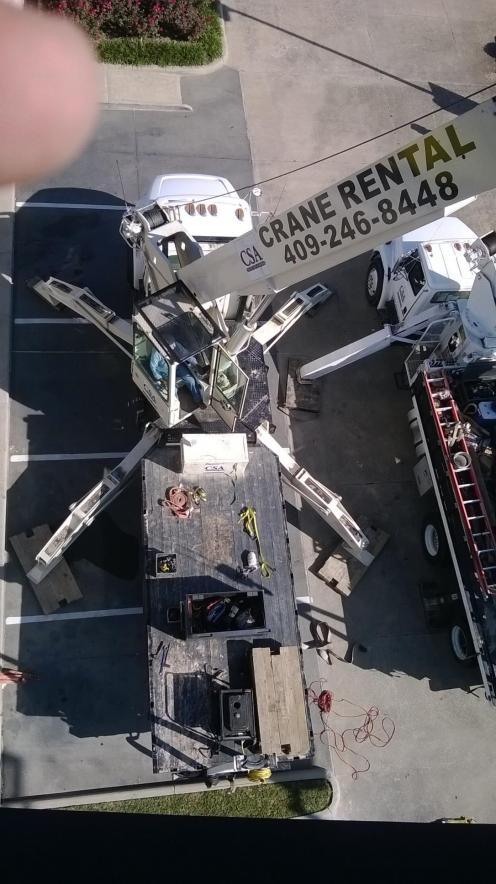 Crane Services of America - Crane Rental Southeast Texas