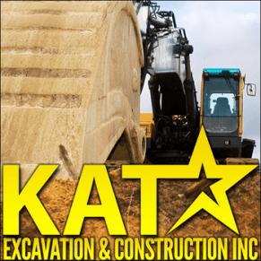 KAT Construction Southeast Texas excavation contractor