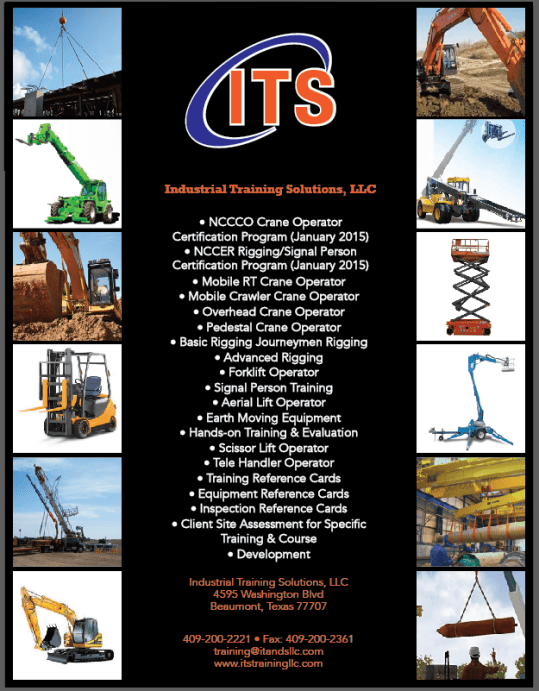 Industrial Training Solutions Golden Triangle TX