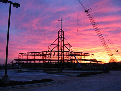 Church contractor Southeast Texas