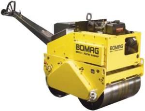 Bomag BW65H WalkBehind Tandem Vibratory Roller