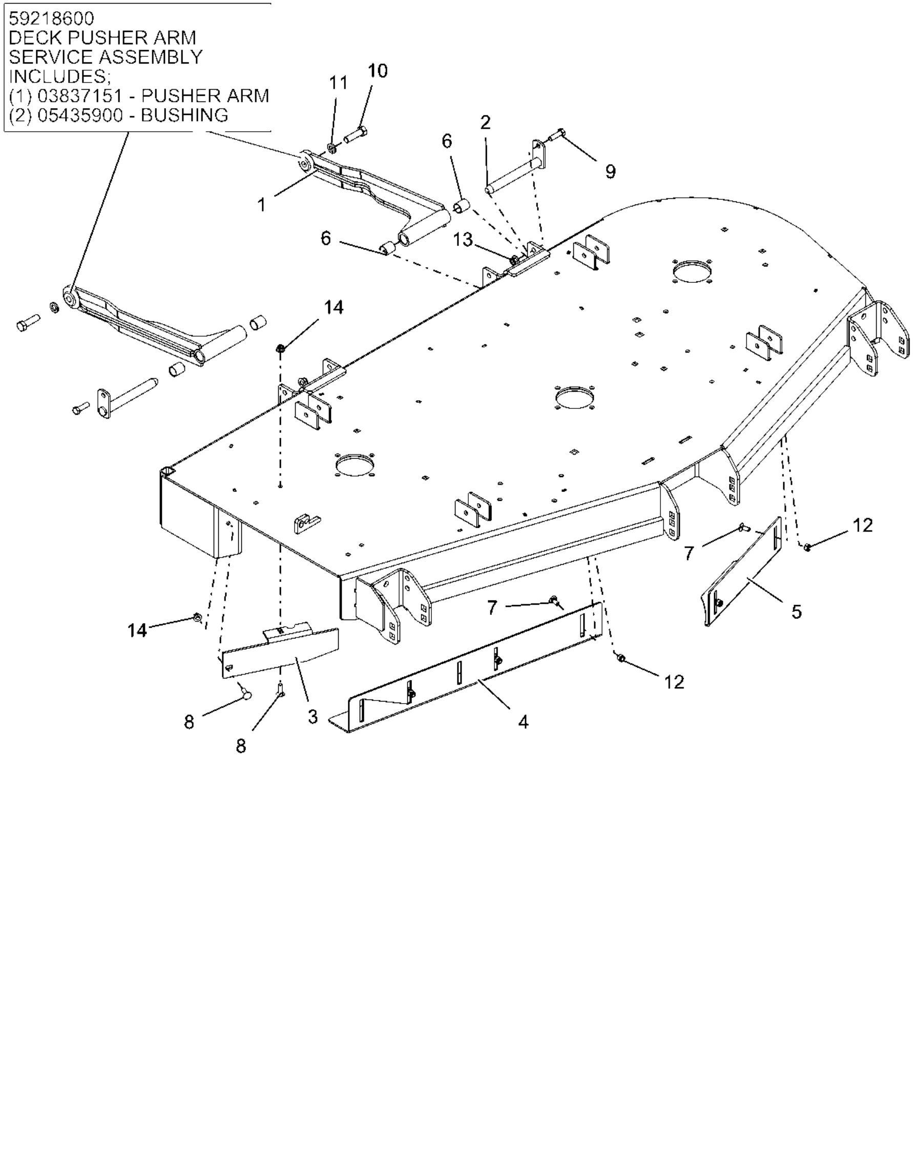 Stabilizer Arms And Baffles