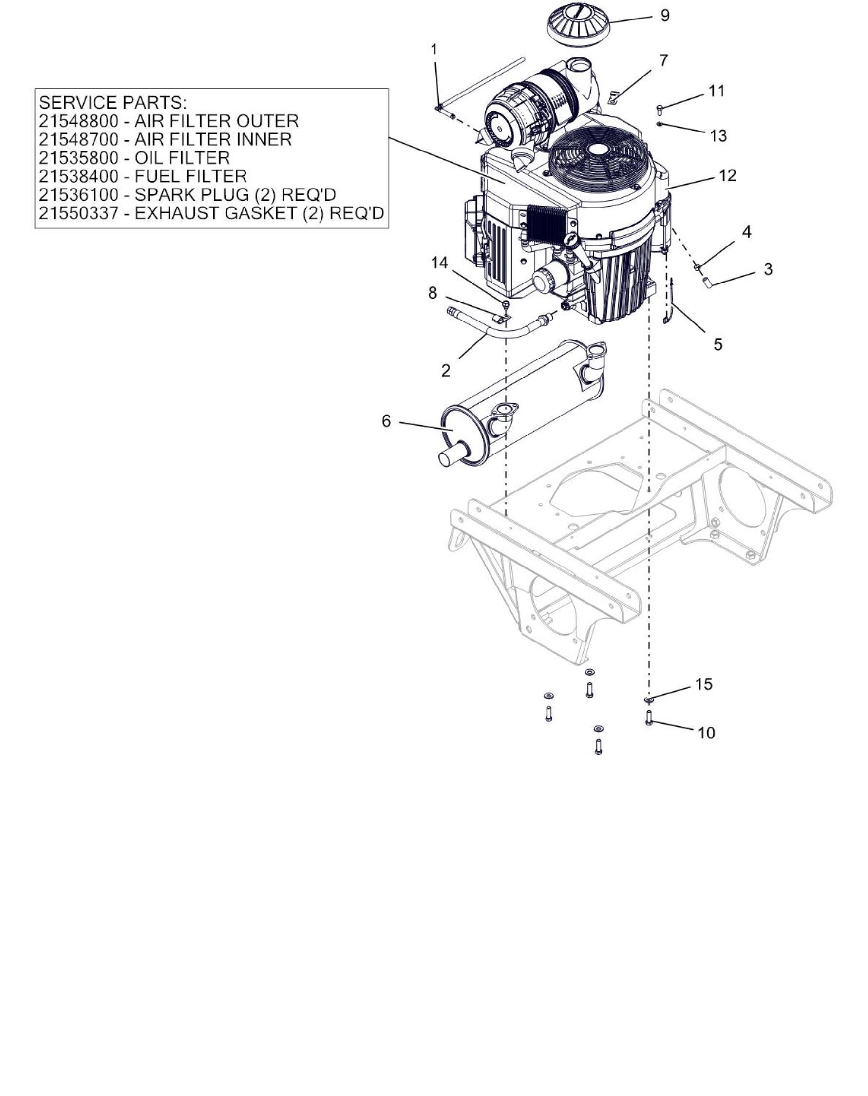 Kawasaki Mule 3010 Fuel Filter | Wiring Diagram Database