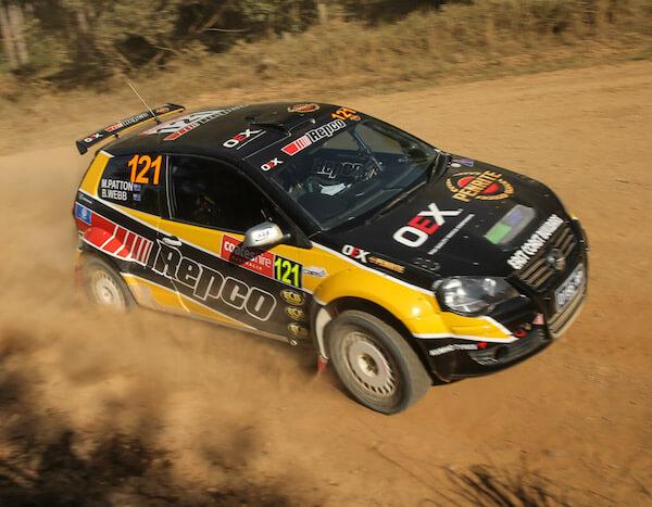 Rally Australia Repco Rally Team