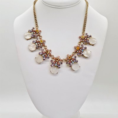 Southern Belle Glitz Harper Statement Necklace