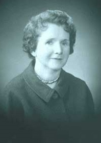 Rachel Carson, author of Silent Spring