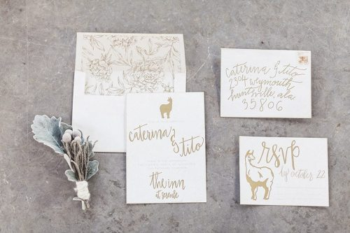 southern bride magazine, salt + paperie, invitations, RSVP, weddings, stationary