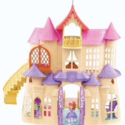 Sofia The First New Magical Castle Only $39.99 {Was $59.99}