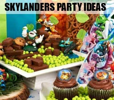 Throw a Skylanders Birthday Party with Help from Birthday Express!