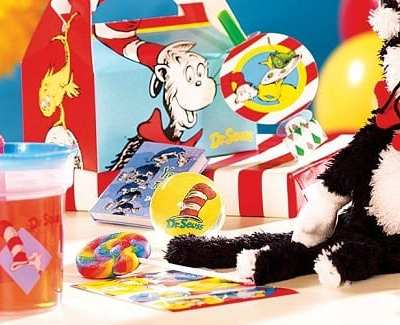 How to Throw the Perfect Dr. Seuss Themed Birthday Party