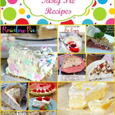 20 Tasty Pie Recipes