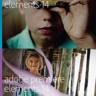 Adobe PhotoShop Elements + Premiere Elements 14