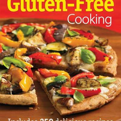 Easy Gluten-Free Cooking Book & The Gluten-Free Baking Book