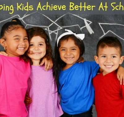 Helping Kids Achieve Better At School