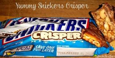 Satisfy Your Cravings With Snickers Crisper