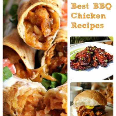 10 of the Best BBQ Chicken Recipes