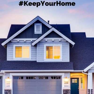 Making Homes Affordable – Avoid Foreclosure #KeepYourHome