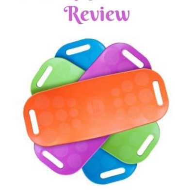 Getting Fit with the Simply Fit Board Review