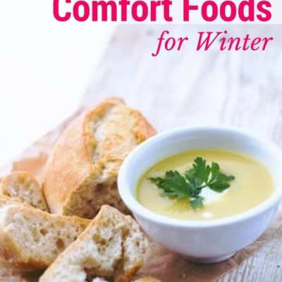 Winter Comfort Foods Made Healthy