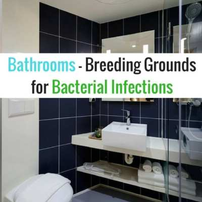 Bathrooms – Breeding Grounds for Bacterial Infections