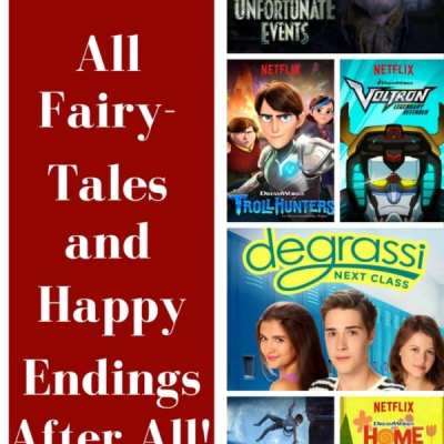 It's Not all Fairy-Tales and Happy Endings After All! #StreamTeam