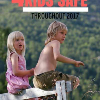 4 Ways to Keep Kids Safe Throughout 2017
