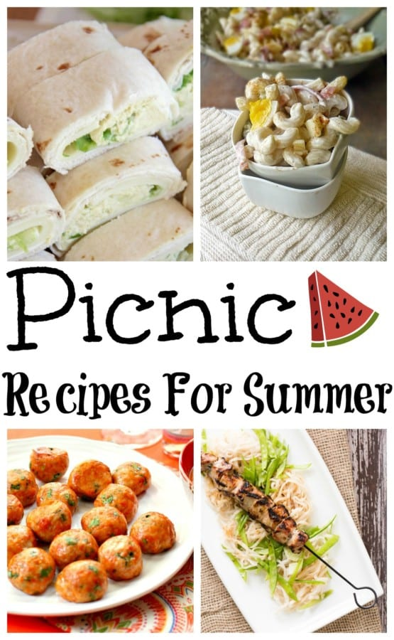 15 Delicious Picnic Recipes for Summer