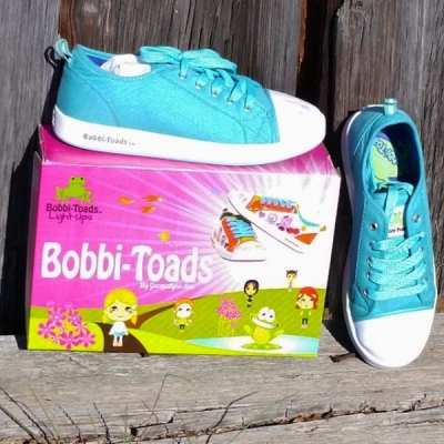 Win Your Choice of Bobbi Toads shoes! Ends 11/9